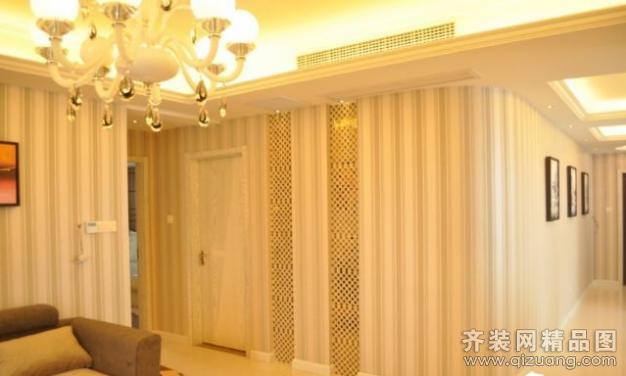 上海顶高装饰金色新城简欧实景照片欧式风格装修效