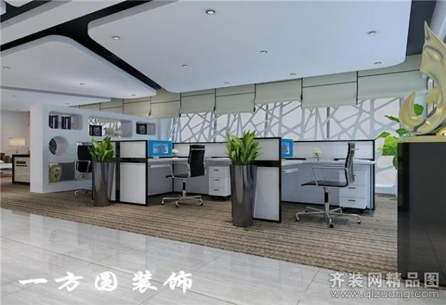 德諾裝飾【金融公司辦公空間現代簡約裝修效果圖2013圖片】裝修圖片圖片