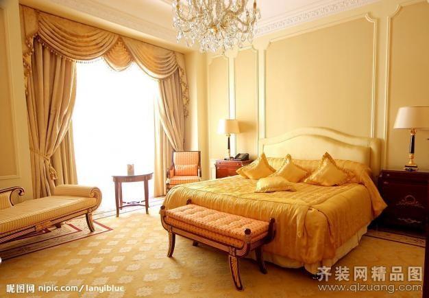 墨澈空间装饰酒店装修欧式风格装修效果图