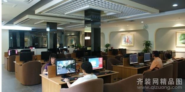 楼盘:网吧装修 户型结构:普通户型0室0厅0卫 房屋面积:400平米 装修图片