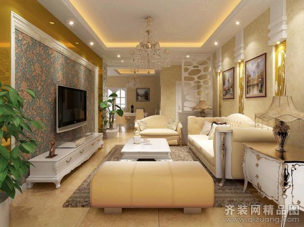 普通户型3室2厅1卫 房屋面积:130平米 装修类型:家装 设计风格:现代