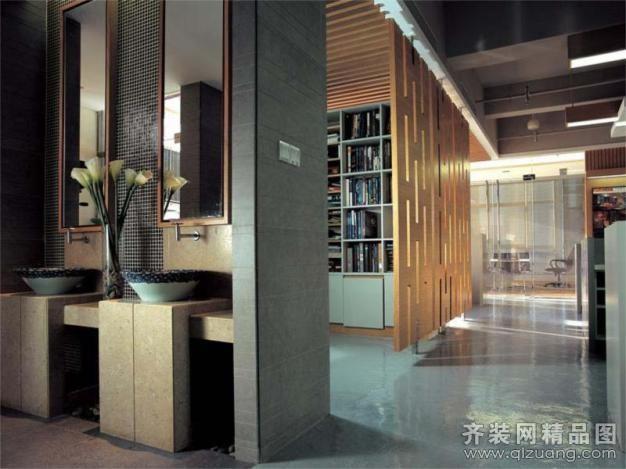 锐意室内装饰广告公司现代简约装修效果图