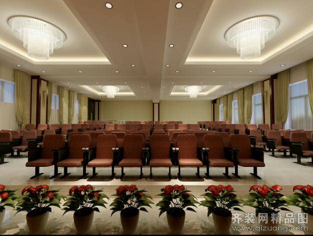 徽之峰装饰报告厅,餐厅其它装修效果图
