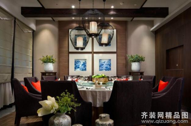楼盘:中式餐饮 房屋类型:店面/商铺/厂房装修 房屋面积:500平米 装修图片