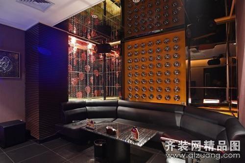 好易居装饰酒吧欧式风格装修效果图
