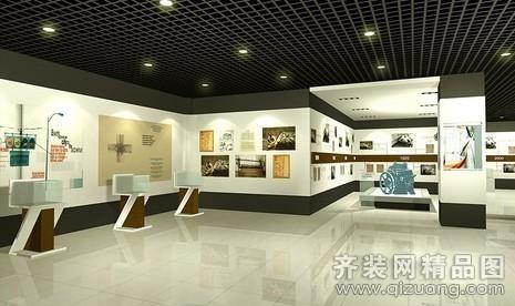 臺州麗園裝飾展廳裝修中式風格裝修效果圖