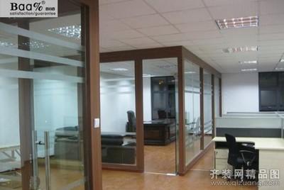 合肥工厂厂房办公室装修设计案例