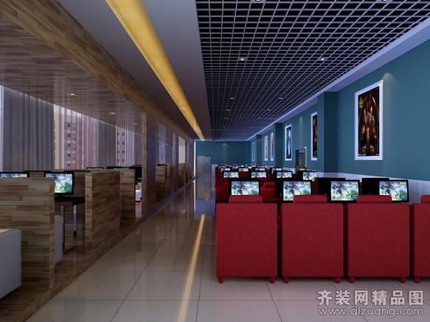 楼盘:网吧设计 户型结构:普通户型4室4厅4卫 房屋面积:400平米 装修图片