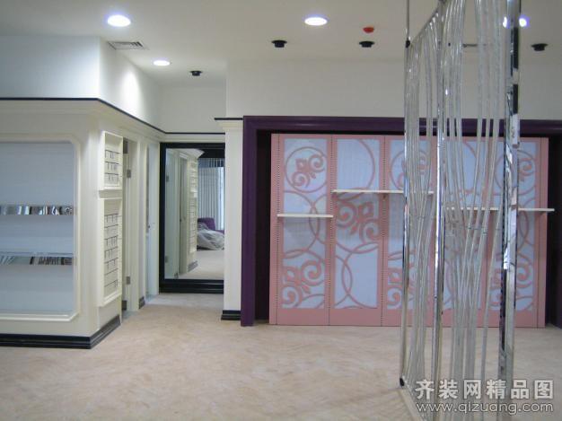 无锡市勇创装饰服装店装修欧式风格装修效果图2012