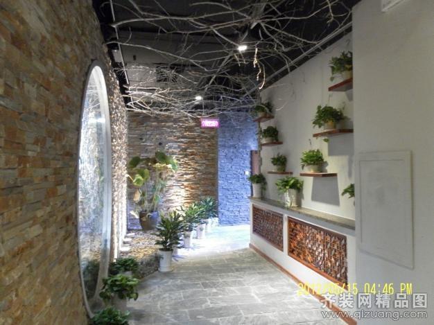 青岛森林树装饰【休闲区中式风格装修效果图图片】装修图片