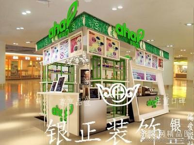 郑州商场店铺装修设计案例