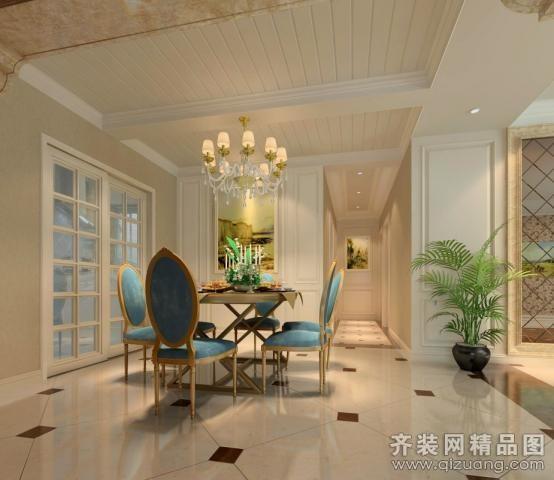 东方鼎盛时代-两居室-后现代风格欧式风格装修效果图