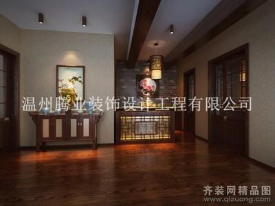 溫州(zhou)中式茶(cha)樓裝(zhuang)修設計(ji)案例