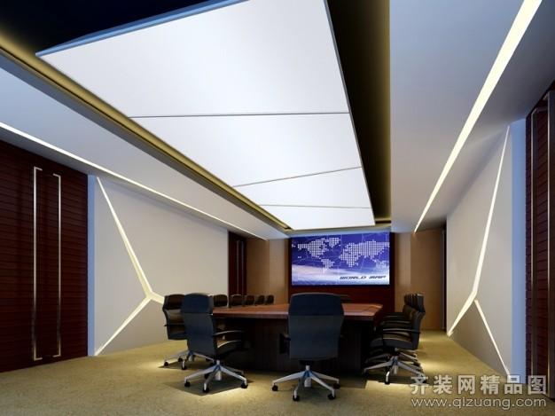 办公室欧洲风格装修