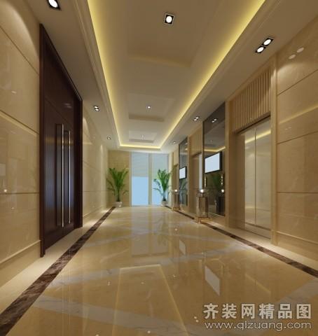 江蘇鷗鼎建筑裝飾九州廣場辦公室現代簡約裝修效果圖