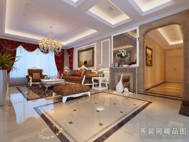 房屋装修欧式风格图片现代房屋装修图片10
