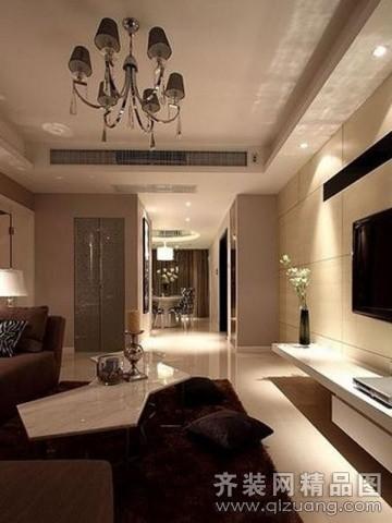 创品装饰天平公寓欧式风格装修效果图2013