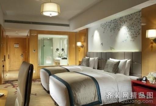 武汉沐升装饰集团酒店公寓现代简约装修效果图