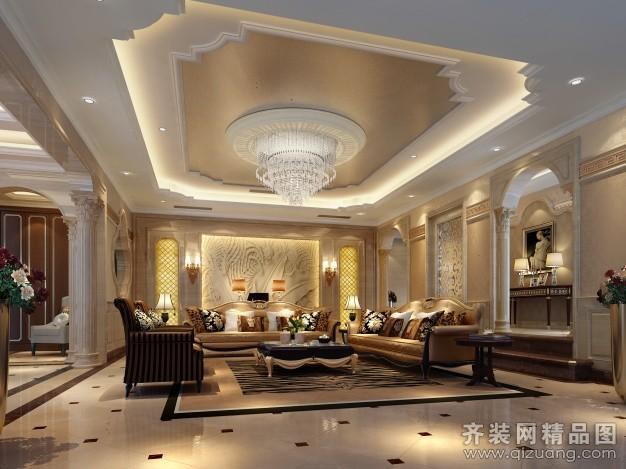 室界装饰跃层欧式风格装修效果图
