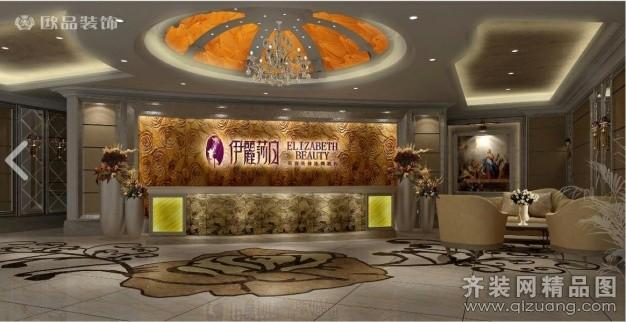 南通欧品装饰spa美容院欧式风格装修效果图