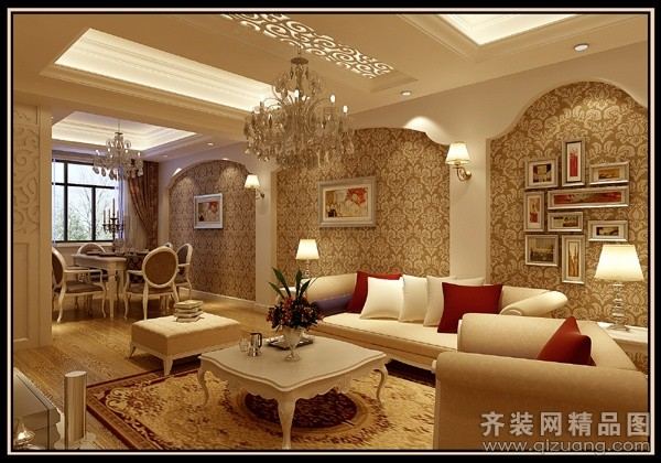 欧式装修用什么颜色的家具好?