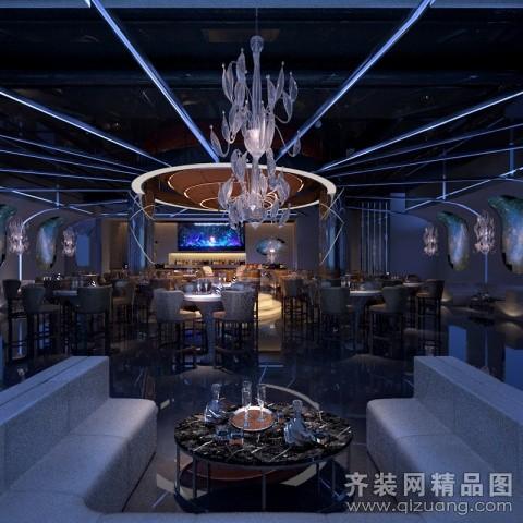 苏州金诺装饰小酒吧欧式风格装修效果图