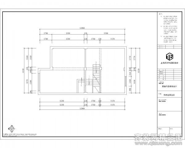 同济t6国际设计华府庄园平面布局图欧式风格装修效果