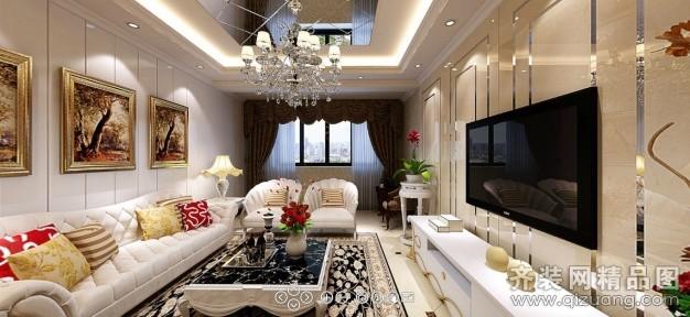 房子装修设计网欧式