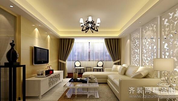 小区名称:汉嘉森林n风格:简欧风格 n设计说明: 简欧风格有区别于欧美风格,它是一种简单有不失典雅大气的风格,该案例中的座椅是简欧风格中的一个亮点,这种座椅的搭配很符合这种风格.客厅中大大的吊灯使得整个大气的氛围彰显而出.n