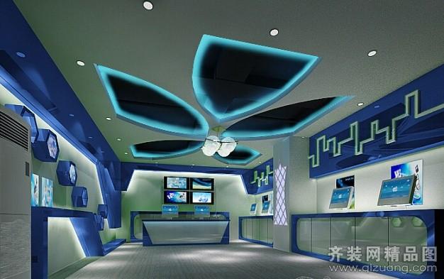 蘇州阿卡莫建筑裝飾科技城現代簡約裝修效果圖