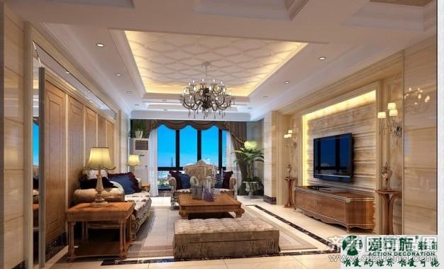 房屋装修欧式风格图片现代房屋装修图片3