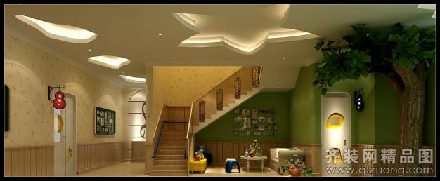 樓盤:幼兒園裝修 房屋類型:醫院/學校裝修