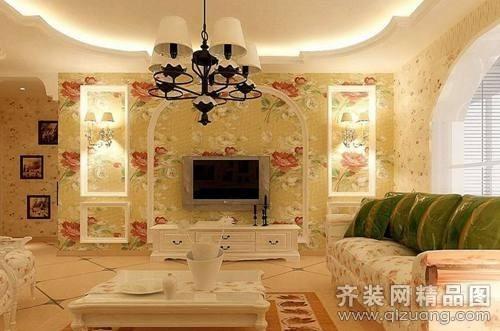 墅168平3室2厅1卫欧式田园风格装欧式风格装修效果图