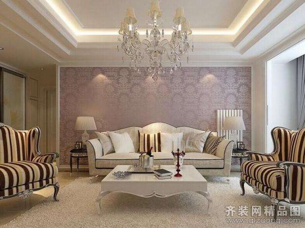 泓泰嘉业装饰未来城堡欧式风格装修效果图