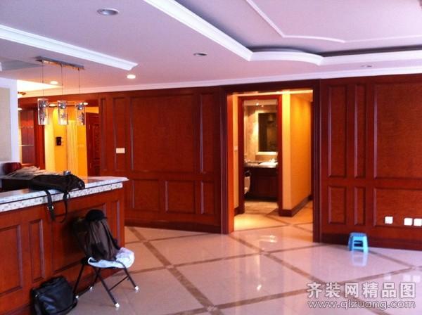 山明水秀装饰中国院子欧式风格装修效果图
