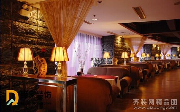缔家装饰某西餐厅欧式风格装修效果图