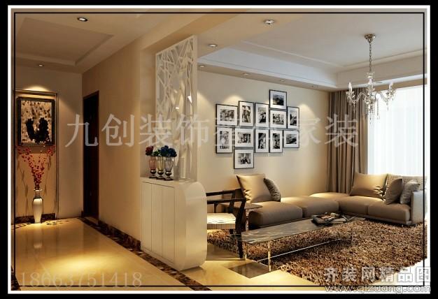 百合装修房屋的图片