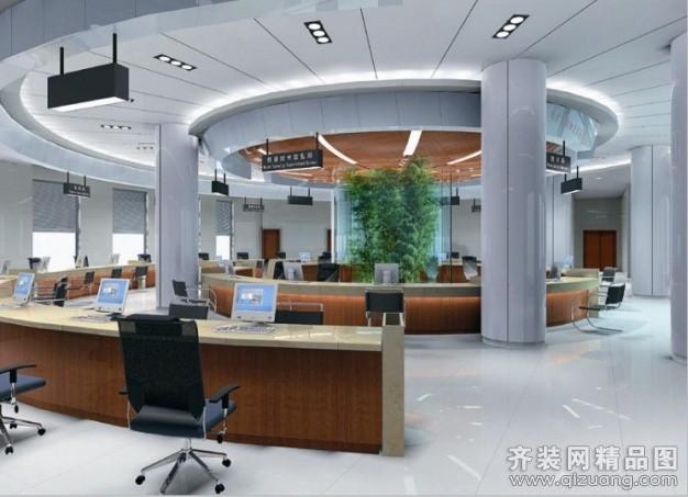 楼盘:服务大厅 房屋类型:办公室/写字楼装修 房屋面积:2000平米 装修图片