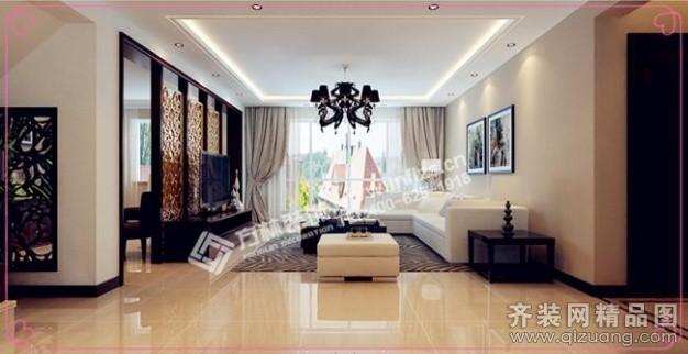 中海城塞尚の三口之家的温馨选择欧式风格装修效果图