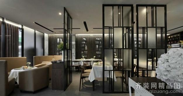 安徽墨深深装饰某咖啡馆现代简约装修效果图