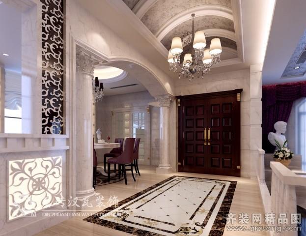 泉州秦砖汉瓦装饰宝珊欧式风格装修效果图