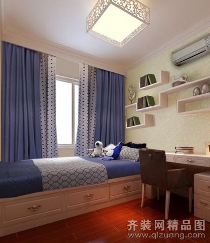 楼盘:书香春天 户型结构:普通户型2室2厅1卫图片