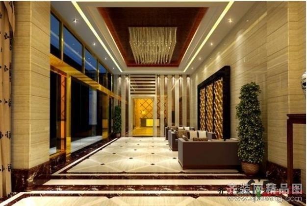 苏州欧派铂晶装饰酒店欧式风格装修效果图2014图片