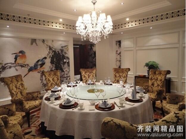 河南羲皇装饰酒店装修欧式风格装修效果图图片