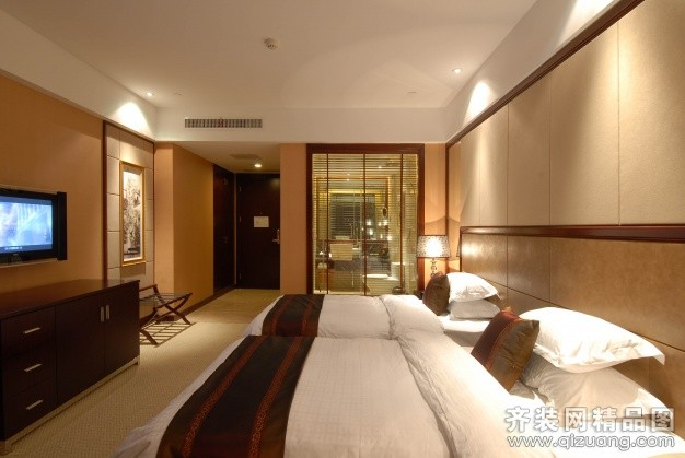 青岛名匠装饰金桥酒店欧式风格装修效果图