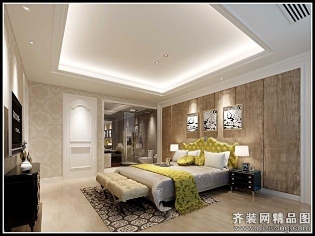 清土168装饰琥珀名城现代简约装修效果图