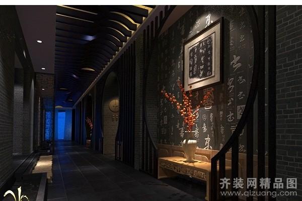 广东振威装饰古镇咖啡馆欧式风格装修效果图