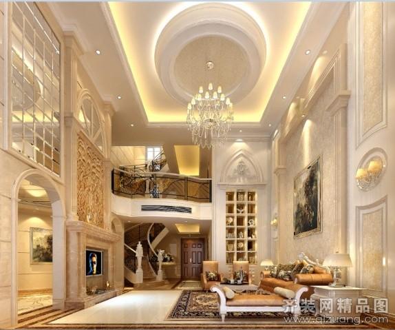 大室设计山海自在欧式风格装修效果图