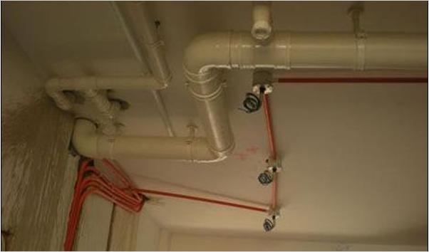 水管安装走线金诺