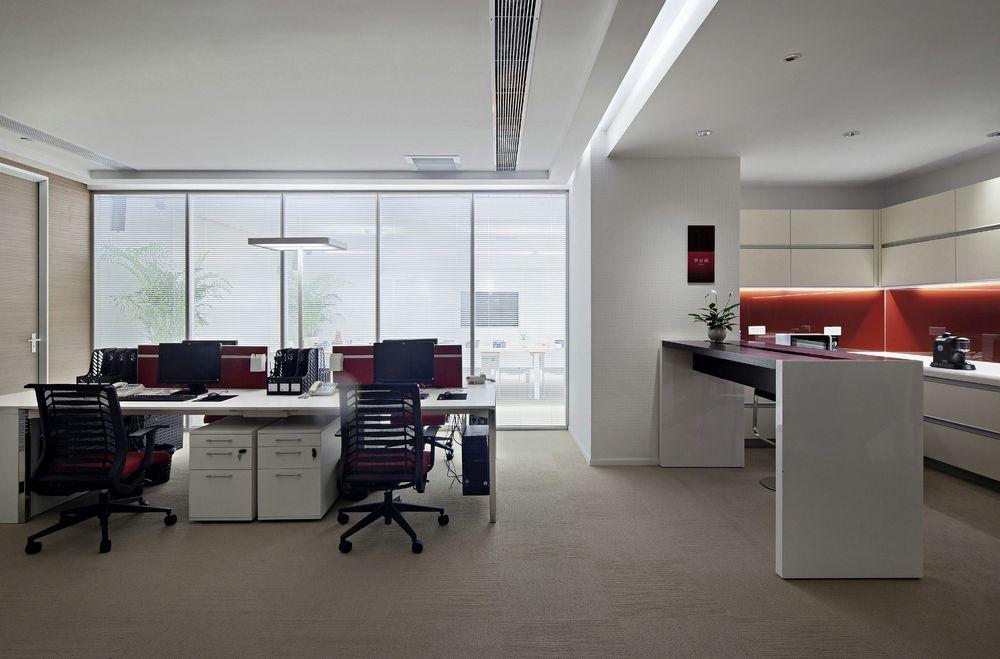 现代简约风格办公室装修